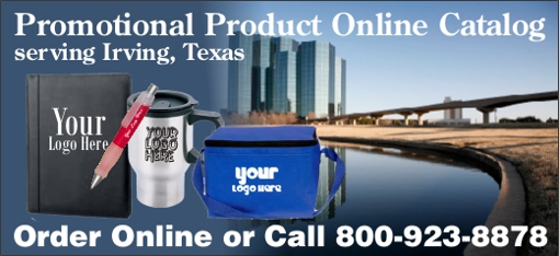 Promotional Products Irving, Texas